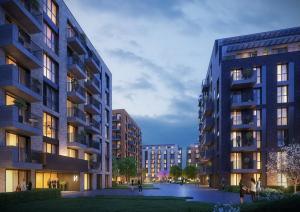 Апартаменти в затворен жилищен комплекс Nove Homes