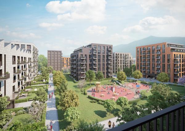 Апартаменти в Красно село