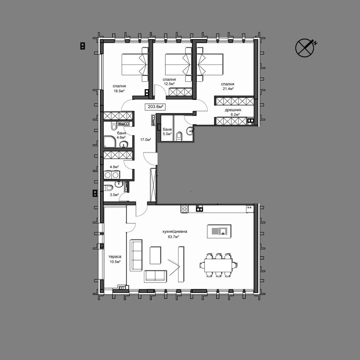 Апартамент 49
