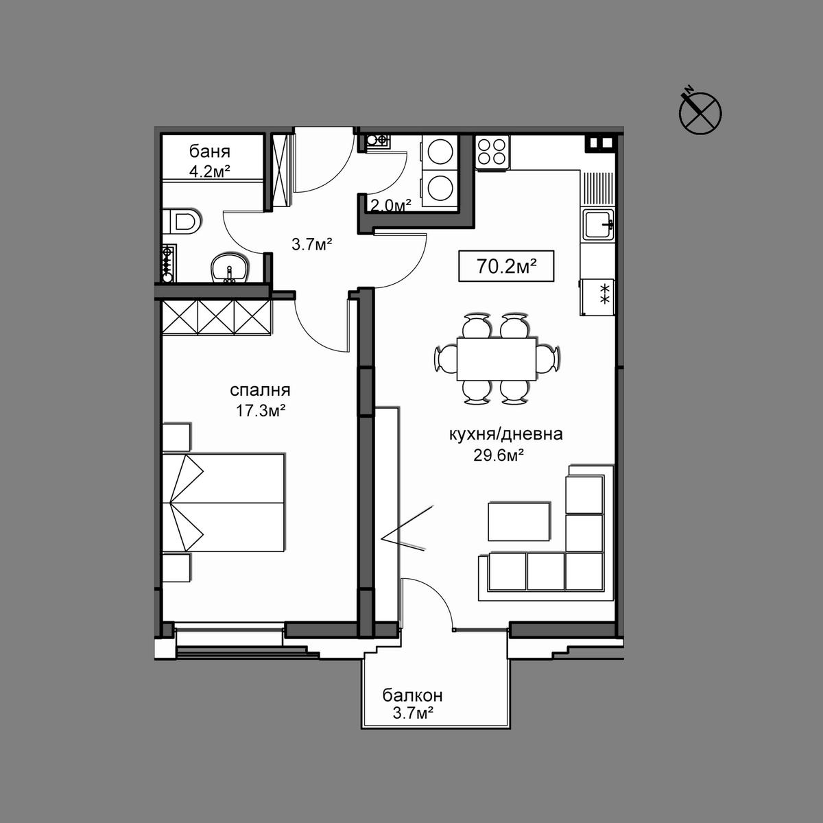 Апартамент 18