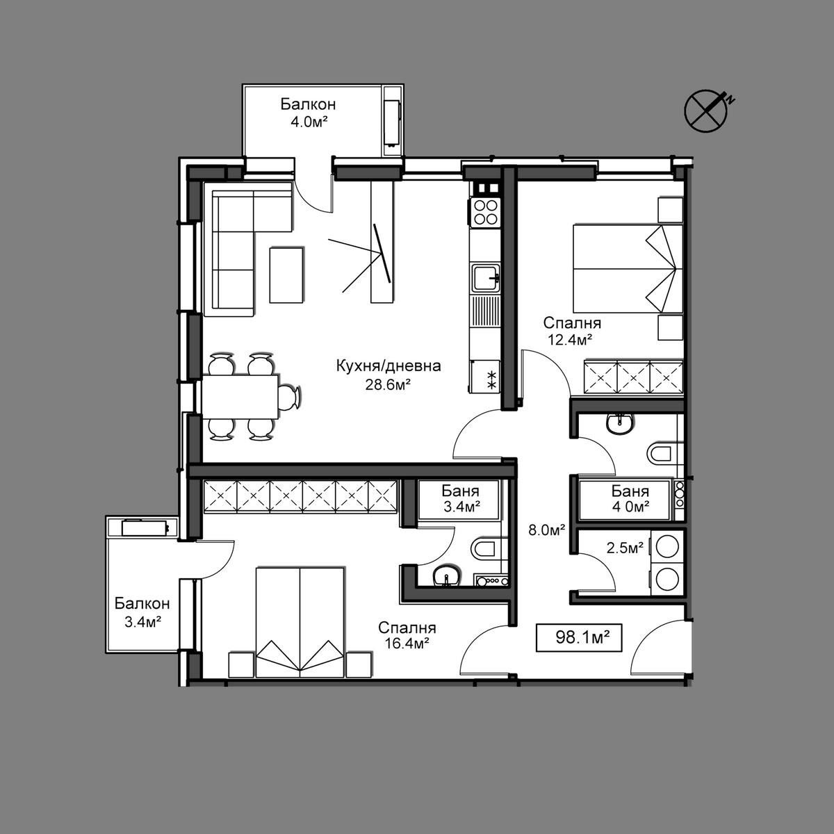 Апартамент 31