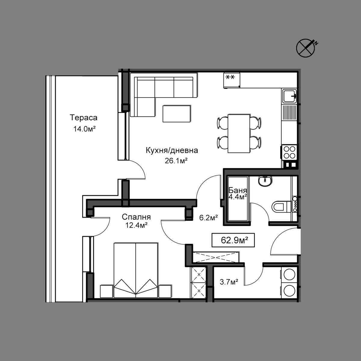 Апартамент 37