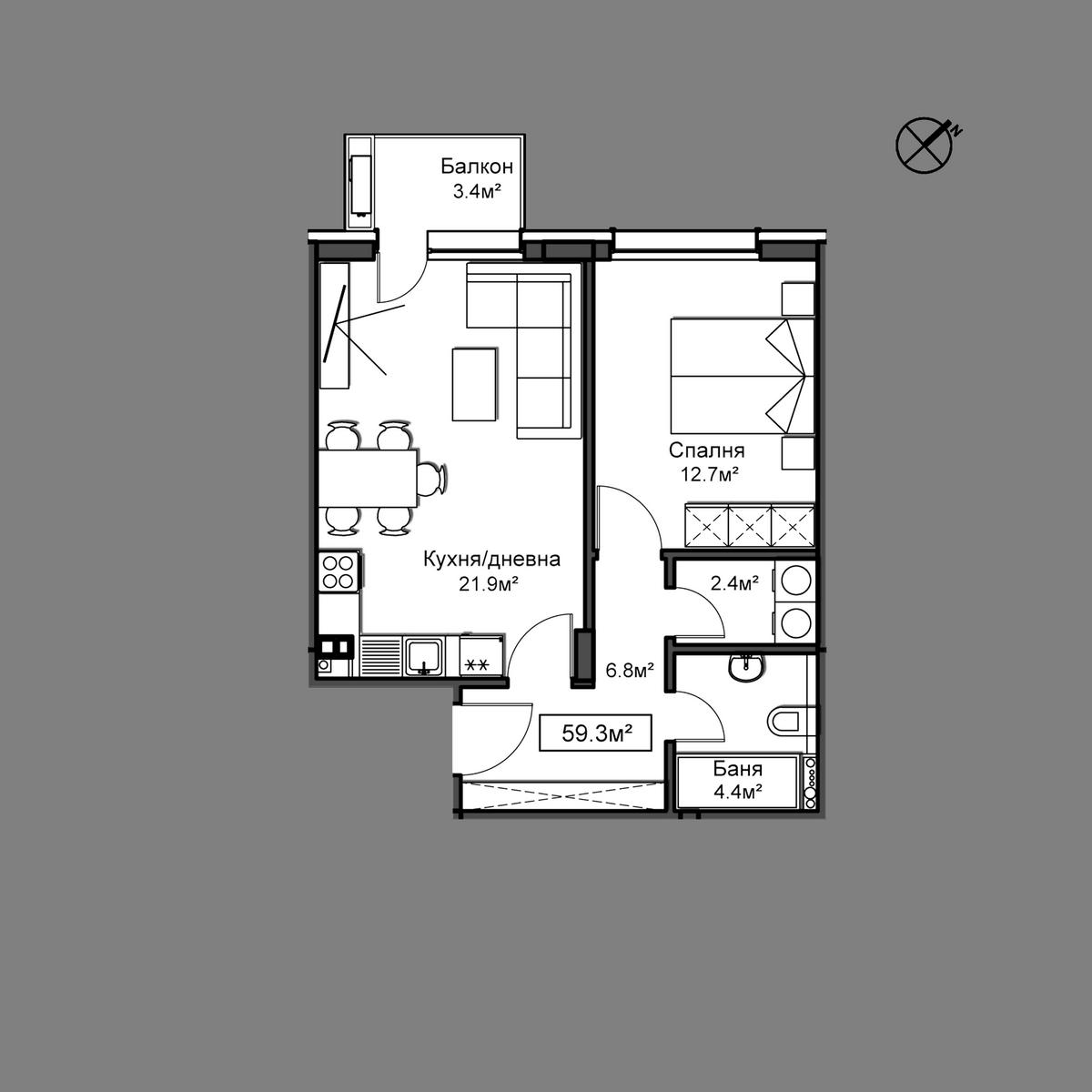Апартамент 39